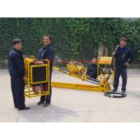 Portable Slope Engineering Anchor Drilling Rig with 80m Drilling depth 200mm diameter Capacity AK80