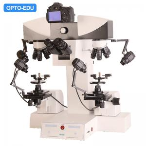 China Laboratory Research Bullet Comparison Microscope CE Rohs A18.1829 on sale