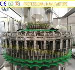 Lemon / Pineapple Juice Bottle Filling Machine 20000 Bottles Per Hour 1 Year Warranty