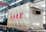 Conductive Thermal Oil Boiler Energy Saving Thermal Oil Heating System