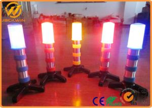 China 3 pcs AAA Dry Battery Powered Strobe Light 360 Degree LED Array Weather Resistant on sale