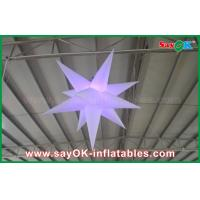 Wedding Party Event Stage Decoration Solar Inflatable Lighting Led Star