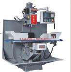 High Torque Spindle Five Axis Milling Machine , 3KW Knee Milling Machine