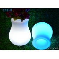 Rechargeable Bar KTV Wedding Party Ambient LED Night Lamp Warm White And RGB Color Changing