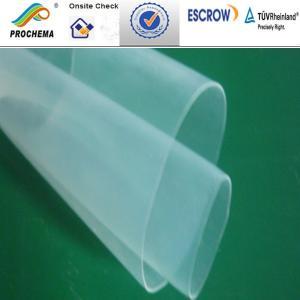 China Grand tube de rétrécissement de la chaleur de FEP, tube transparent de rétrécissement de FEP, tube Dia50-300mm de rétrécissement de FEP on sale