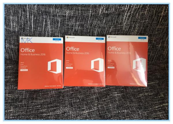 microsoft office home and business 2016 - download - 1pc