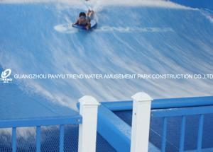 Quality Water Attractions Flowrider Water Ride Artificial Surfing For Two Surfers for sale