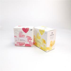 China Lightweight Paper Cardboard Gift Packaging Foldable Box CMYK Color For Perfume on sale