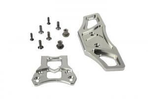 China Polishing Custom CNC Aluminum Parts For Electronic Machine , Aluminum Spare Parts on sale