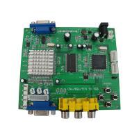 RGBS to VGA , CGA to VGA, EGA to VGA , YUV to VGA GAME Video Converter KT-Y811