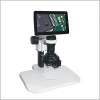 Win 7 Objective lens 5.0 MP Zoom Video 2D / 3D Digital Microscopes / Microscope