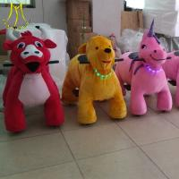 Hansel commercial  children amusement cars rides kiddie ride on electric animals