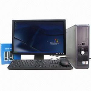 Refurbished Dell used desktop computer, second hand desktop
