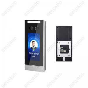 China 5 Inch 1.5M Linux  Face Recognition Attendance Machine on sale