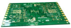 China 2-Layer PCB with gold finger on sale