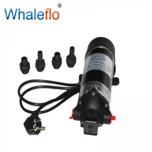 China WHALEFLO DP-160M 220V AC 160psi 12v dc high pressure car wash water pump cleaner on sale