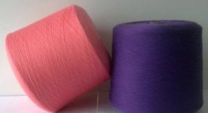 China Cheap Dyed Inner Mongolia Wool Yarn on sale