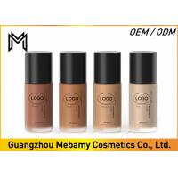 China Flawless Liquid Mineral Foundation , Concealer Mineral Makeup Liquid Foundation  on sale