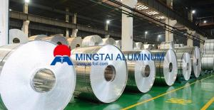 China China supplier exports 8000 series 8011 8021 8079 aluminum foil for adhesive tape on sale