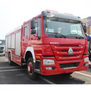 China 6 Wheels Multi Functional Rescue Fire Truck For Fire Fighting Or Landscaping on sale