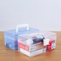 China Family Pack Small Medical Care Plastic Medication Storage Box on sale