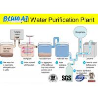 Professional Municipal Sewage Treatment Provider Blufloc CPAM Equivalent to Flopam FO4650VHM