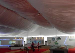 China Aluminum Alloy 6005 Luxury Wedding Canopy Tent 40 x 40m , Wedding Canopy Tent on sale