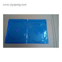7MM  DOUBLE  BLUE DVD Case DVD box dvd cover (YP-D864d)