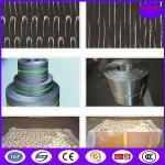Ceinture de filtre de Continouse d'acier inoxydable