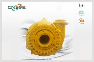 Quality 6 / 4 D - G Dredging Sand Gravel Pump Abrasion Resistant 60Kw High Chrome for sale