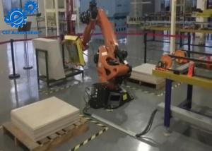China Automatic Industrial Robotic Arm , 415V 50HZ 3PH Robotic Welding Arm on sale