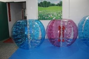 China Giant Inflatable Balls For People , Human Sized Inflatable Ball on sale