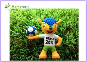 China High speed Customized Cartoon USB Flash Drives School Thumb Drive 2GB 4GB on sale