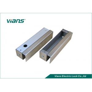 China Stainless Steel Electric Bolt Lock Brackets For Glass Door Mounting With Frame on sale