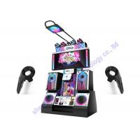 Commercial 9D VR Games Dancing Music Simulator Video Virtual Reality Simulator