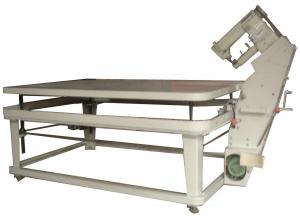 Quality Automatic Non Woven Fabric Machine / Fabric Slitting Machine For Accessories Material Processing for sale