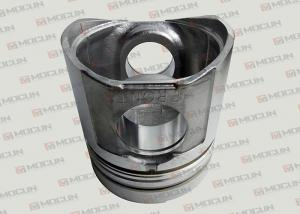 China Number 6150-31-2112 Metal Engine Piston 6D125 6D125-1 For Komatsu Excavator PC400 on sale