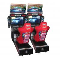 Amusement Car Racing Video Game Machine 300W For Speed Carbon MR-QF230-3