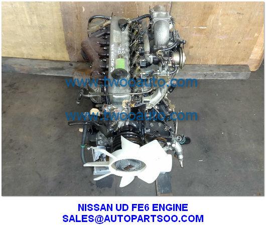 Nissan Of Union City >> NISSAN UD ENGINE FE6 ENGINE, USED NISSAN FE6 ENGINE for ...