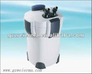 China Aquarium Tank Outside Filter+5/7/9W UV Sterilizer on sale