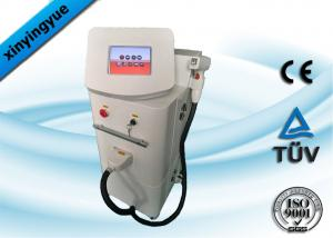 China Professional Beauty Laser Hair Removal Equipment / Laser Diode Hair Removal Machine on sale