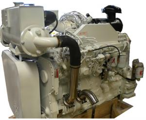 China White Water Cooled Small Diesel Inboard Marine Engines Turbo Diesel Motor on sale