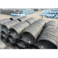 China ASTM JIS DIN Mild Steel Wire Rod for Cutting / Bending Available OEM on sale