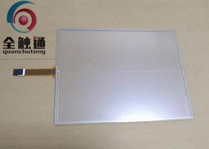China Muti - Application 4 Wire Resistive Touch Panel Standard 10.4 Inch on sale