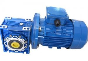 China Factory supply RV series nmrv025 030 040 050 063 075 090 110 130 190 Worm Gear Reducer  with best price and good quality on sale