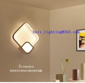 China LED Wall Lamps  Acrylic Iron Aluminum  Warm White Light White Color on sale