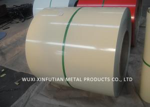 China S350GD + Z / HDGI / GI / Hot Dipped Galvanised Coil , Gi Sheet Coil Zero Spangle on sale