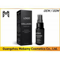 Hyaluronic Acid Collagen Face Serum Diminish Fine Lines Maintaining Healthy Skin