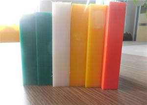 China various color high density polyethylene pe plastic block for food machinery on sale