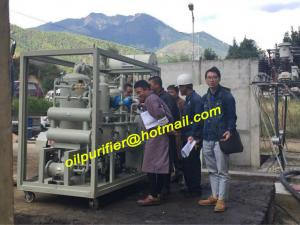 China Power Plant Transformer Oil Purification,vacuum oil purifier Transformer Oil Recycle,Online Oil Filtration Machine on sale